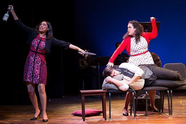 Daughters of the Bloody Duke, David Johnston, Kennedy Center