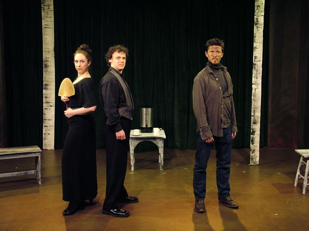 Play Russia, David Johnston, Chekhov